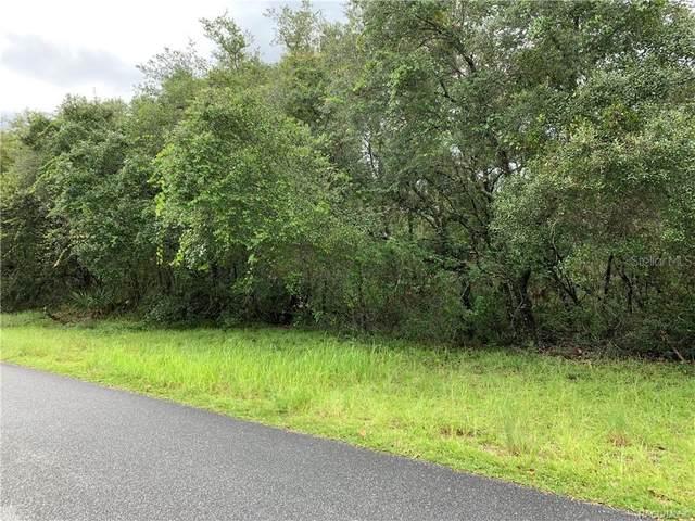 lot 8 SW 166TH PLACE Road, Ocala, FL 34473 (MLS #G5045768) :: Team Turner