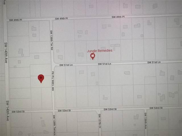 SW 138 Terrace, Ocala, FL 34481 (MLS #G5045936) :: Premium Properties Real Estate Services