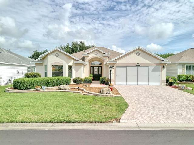 515 Weston Manor Drive, The Villages, FL 32162 (MLS #G5046050) :: Cartwright Realty