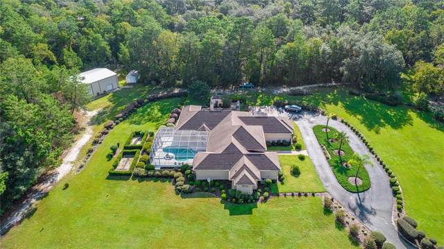 2542 County Road 245D, Oxford, FL 34484 (MLS #G5046306) :: The Curlings Group