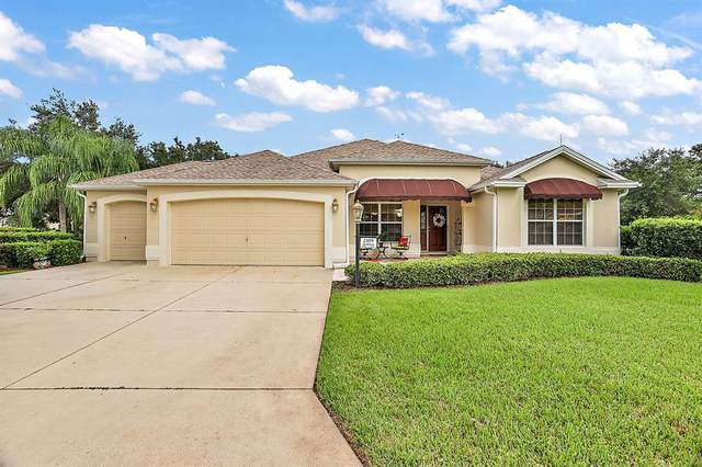 2109 Clover Court, The Villages, FL 32162 (MLS #G5046314) :: Realty Executives