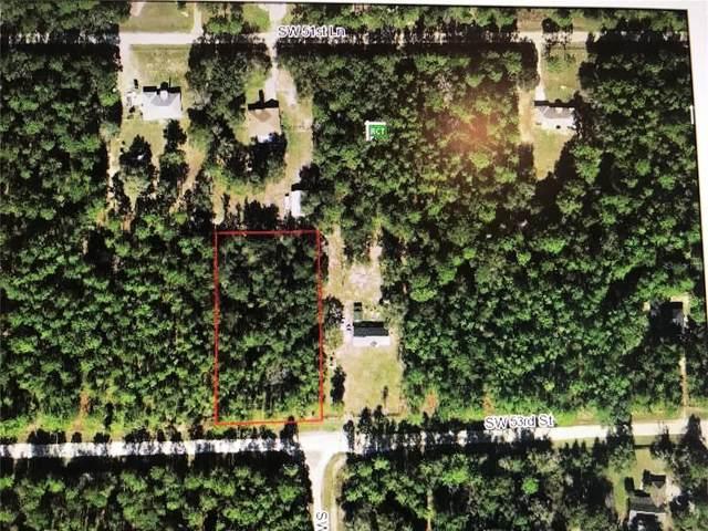 0 SW 53 Street, Ocala, FL 34481 (MLS #G5046394) :: Premium Properties Real Estate Services