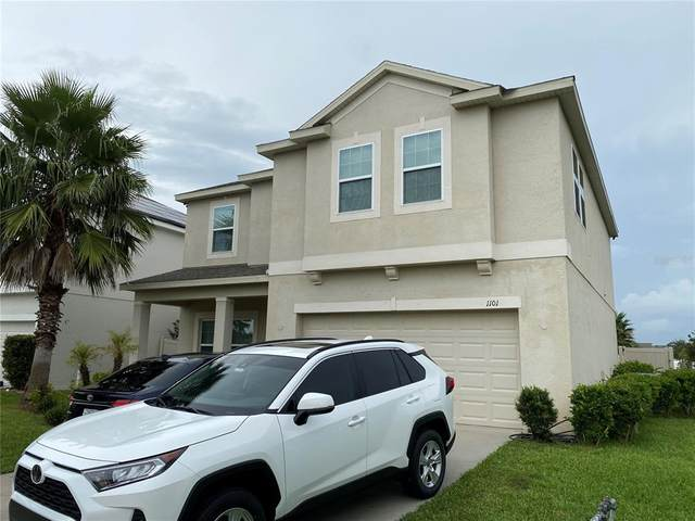 1101 White Water Bay Drive, Groveland, FL 34736 (MLS #G5046442) :: The Curlings Group