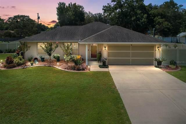 9074 SE 154TH Street, Summerfield, FL 34491 (MLS #G5046443) :: Bustamante Real Estate