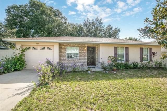 567 Magnolia Ridge Avenue, Tavares, FL 32778 (MLS #G5046529) :: Pristine Properties