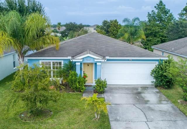 5321 Cordgrass Bend Lane, Port Orange, FL 32128 (MLS #G5046531) :: American Premier Realty LLC