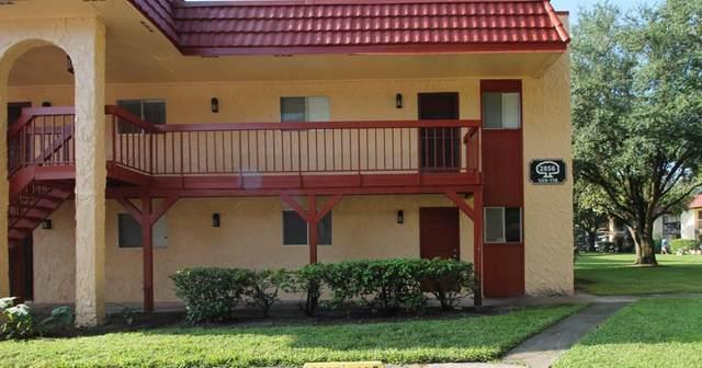 2856 N Powers Drive #110, Orlando, FL 32818 (MLS #G5046541) :: Zarghami Group