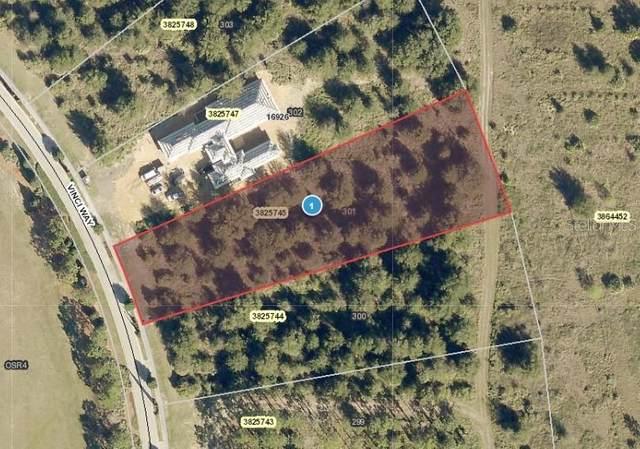 16922 Vinci Way, Montverde, FL 34756 (MLS #G5046559) :: Bustamante Real Estate