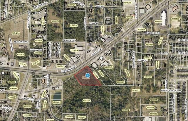 E North Boulevard, Leesburg, FL 34748 (MLS #G5046564) :: RE/MAX Elite Realty