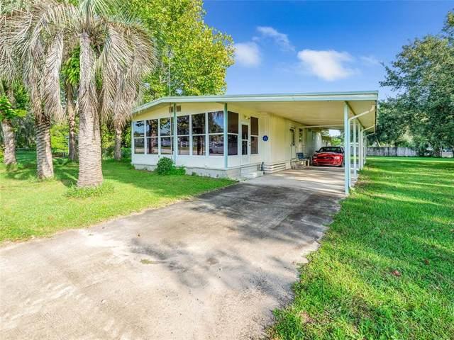 9725 SE Highway 42, Summerfield, FL 34491 (MLS #G5046711) :: Carmena and Associates Realty Group