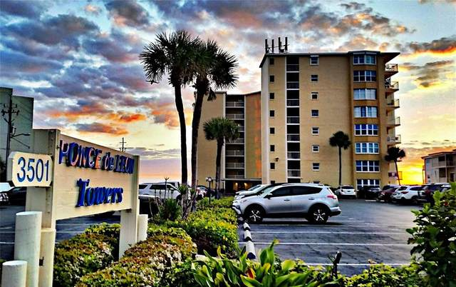 3501 S Atlantic Avenue #107, New Smyrna Beach, FL 32169 (MLS #G5046737) :: Pristine Properties