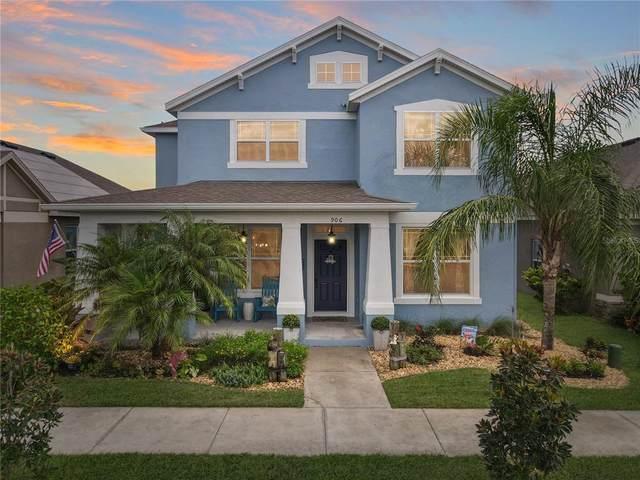 906 Egrets Landing Way, Groveland, FL 34736 (MLS #G5046779) :: Everlane Realty