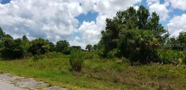 Gaskins Circle, North Port, FL 34288 (MLS #G5046786) :: Globalwide Realty