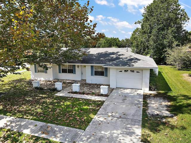 394 Marion Oaks Drive, Ocala, FL 34473 (MLS #G5046861) :: Stiver Firth International