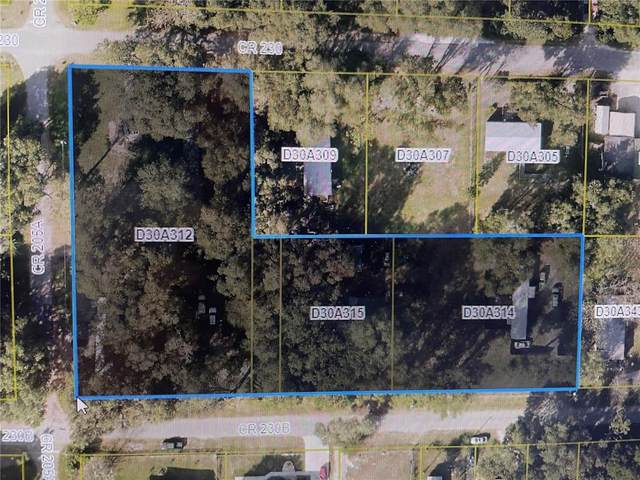 3706 County Road 230B, Wildwood, FL 34785 (MLS #G5046880) :: Griffin Group