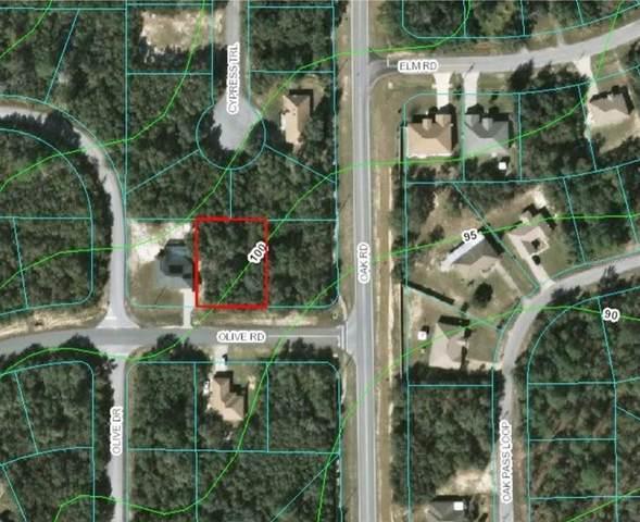 Lot 6 Olive Road, Ocala, FL 34472 (MLS #G5046891) :: Prestige Home Realty
