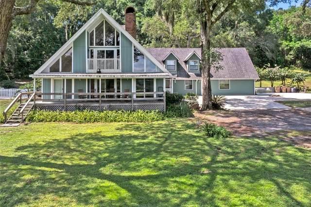 19621 Lake Lincoln Lane, Eustis, FL 32736 (MLS #G5046895) :: CENTURY 21 OneBlue