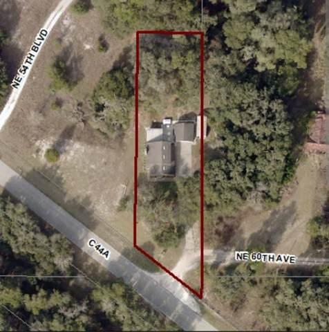 5520 NE 60TH Avenue, Wildwood, FL 34785 (MLS #G5046940) :: Vacasa Real Estate