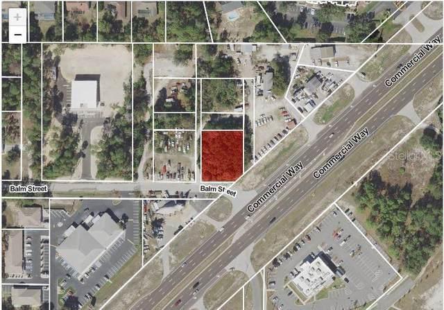 0 Balm Street, Spring Hill, FL 34606 (MLS #G5047134) :: Gate Arty & the Group - Keller Williams Realty Smart