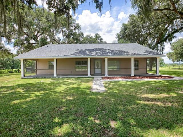 2525 Cr 546A, Bushnell, FL 33513 (MLS #G5047158) :: The Hustle and Heart Group