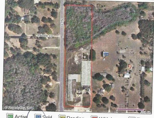 State Road 33, Clermont, FL 34714 (MLS #G5047177) :: Wolves Realty