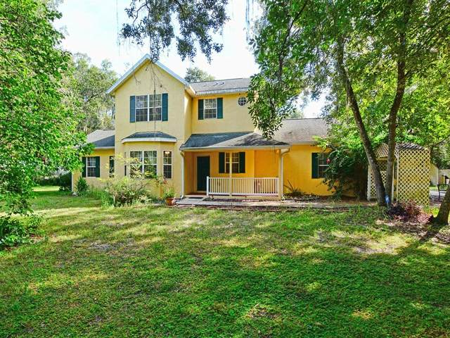 17438 Tuscanooga Road, Groveland, FL 34736 (MLS #G5047366) :: Keller Williams Realty Select