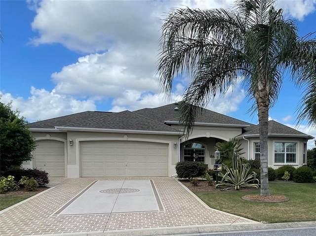 1791 Lake Ridge Drive, The Villages, FL 32162 (MLS #G5047369) :: Lockhart & Walseth Team, Realtors