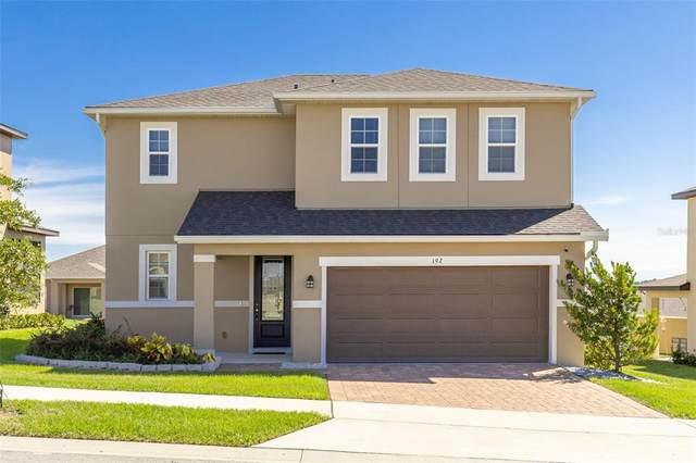 192 St Lucie Way, Groveland, FL 34736 (MLS #G5047370) :: Blue Chip International Realty