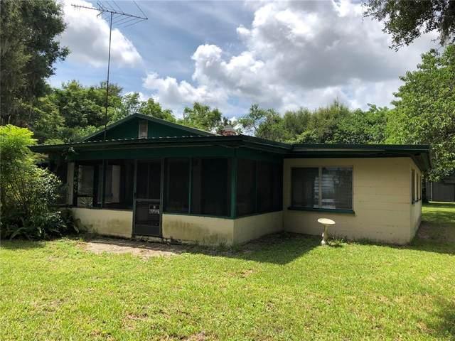 422 N West Street, Bushnell, FL 33513 (MLS #G5047454) :: CENTURY 21 OneBlue