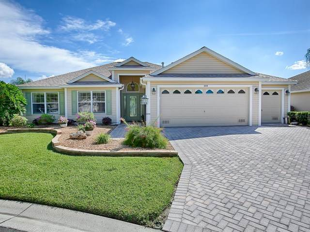 395 Sherwood Street, The Villages, FL 32162 (MLS #G5047494) :: Realty Executives