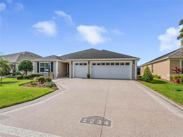 1234 Greywood Lane, The Villages, FL 32163 (MLS #G5047566) :: Global Properties Realty & Investments