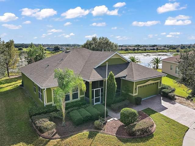 254 Bayou Bend Road, Groveland, FL 34736 (MLS #G5047643) :: McConnell and Associates