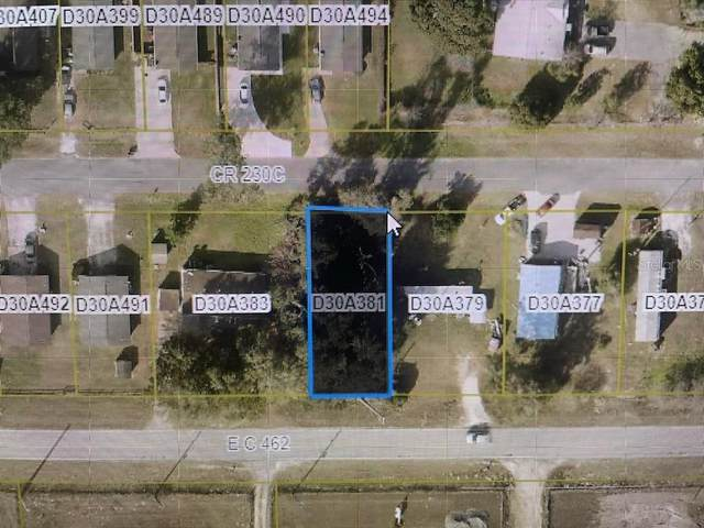 Cr 230, Wildwood, FL 34785 (MLS #G5047690) :: Delgado Home Team at Keller Williams