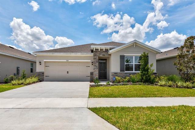5375 Sunshine Drive, Wildwood, FL 34785 (MLS #G5047700) :: Lockhart & Walseth Team, Realtors
