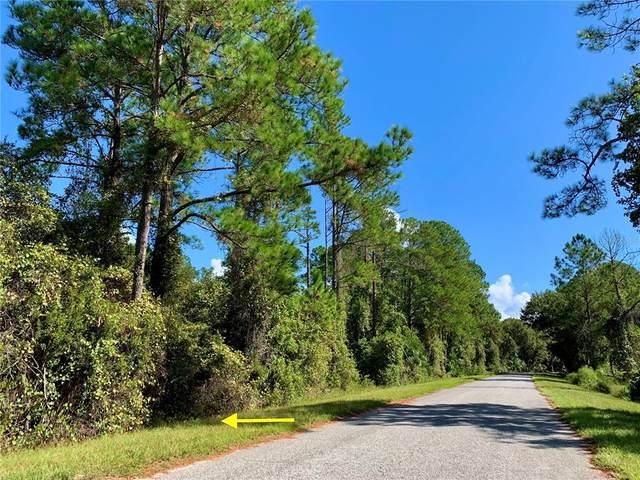 Lot 4 Quince Avenue, Eustis, FL 32736 (MLS #G5047714) :: Delgado Home Team at Keller Williams