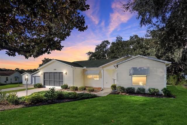 308 San Pedro Drive, Lady Lake, FL 32159 (MLS #G5047742) :: Realty Executives