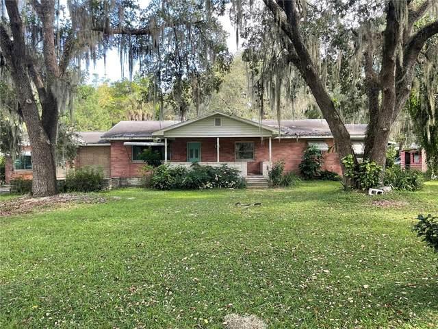 307 Willard Avenue, Fruitland Park, FL 34731 (MLS #G5047756) :: McConnell and Associates