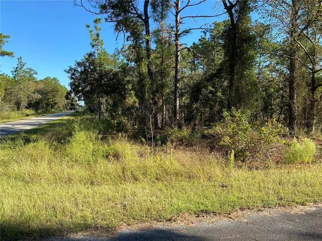 14 SW Buena Vista Road, Dunnellon, FL 34431 (MLS #G5047787) :: Everlane Realty