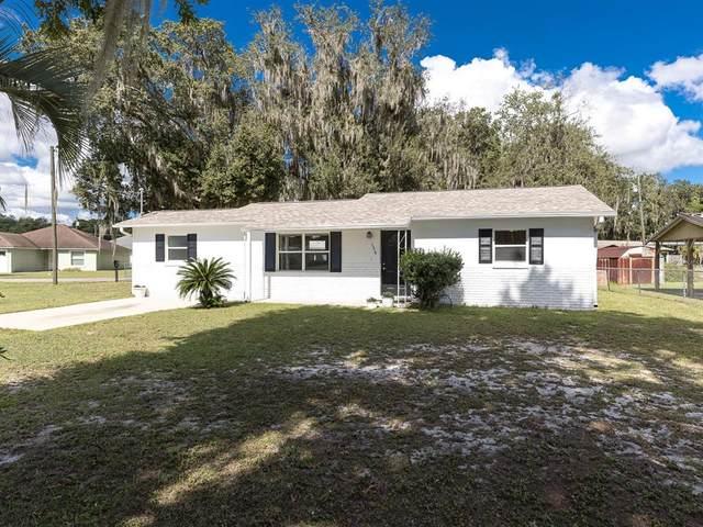 1314 Cr 443, Lake Panasoffkee, FL 33538 (MLS #G5047834) :: Godwin Realty Group