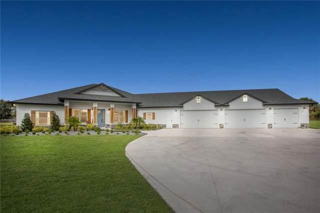 4821 Sunnyside Drive, Fruitland Park, FL 34731 (MLS #G5047861) :: Rabell Realty Group