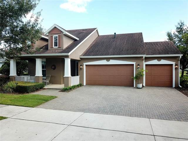 136 Balmy Coast Road, Groveland, FL 34736 (MLS #G5047862) :: Baird Realty Group