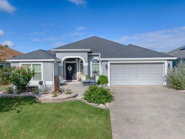 2004 Altair Path, The Villages, FL 32163 (MLS #G5047880) :: Godwin Realty Group