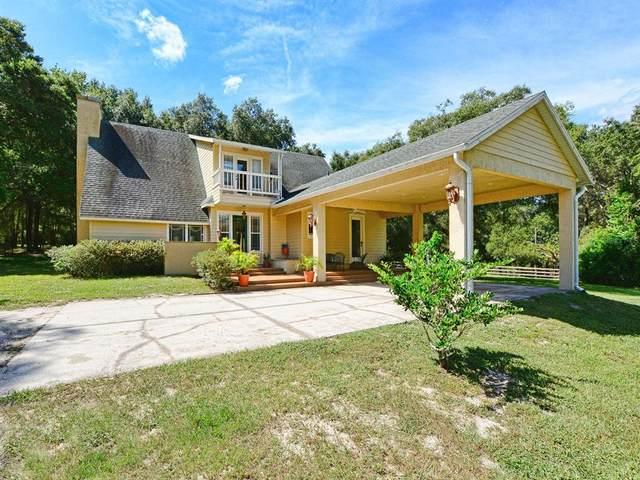 5600 Cemetery Road, Mount Dora, FL 32757 (MLS #G5048078) :: Everlane Realty