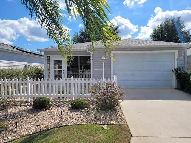 292 Varnville Way, The Villages, FL 32162 (MLS #G5048185) :: The Deal Estate Team | Bright Realty