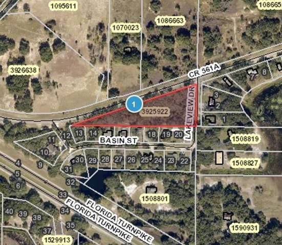 County Road 561, Clermont, FL 34711 (MLS #G5048287) :: Orlando Homes Finder Team