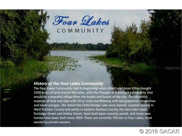 243 Little Orange Lake Drive, Hawthorne, FL 32640 (MLS #GC379531) :: Delgado Home Team at Keller Williams