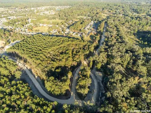 Lot 24 NW 150th Boulevard, Newberry, FL 32669 (MLS #GC431401) :: Premium Properties Real Estate Services