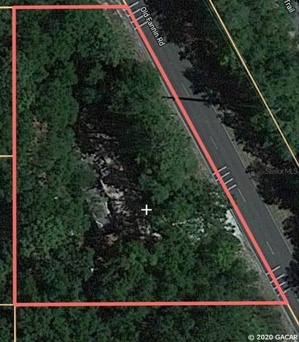 NW 142nd St Old Fannin Road, Chiefland, FL 32626 (MLS #GC436543) :: Stewart Realty & Management