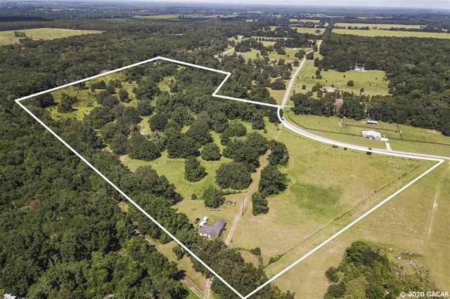 16604 NW State Rd 45 Road, High Springs, FL 32643 (MLS #GC437028) :: Stewart Realty & Management