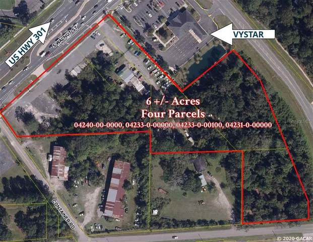 TBD Walnut Street, Starke, FL 32091 (MLS #GC437861) :: Team Bohannon